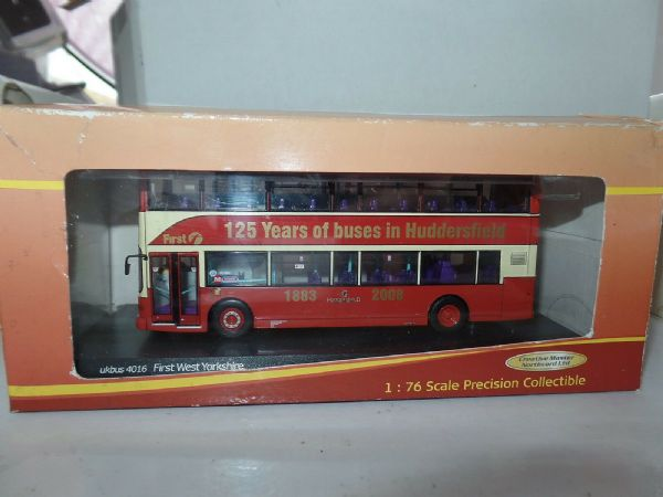 CMNL UKBUS4016 Volvo Olympian Royale Bus First West Yorkshire Huddersfield MIB - 254055475175